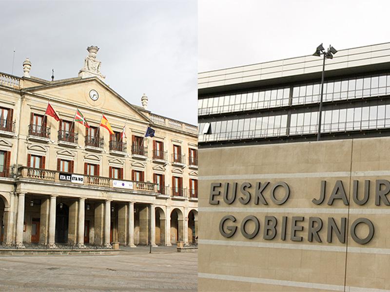 El Gobierno Vasco y el Ayuntamiento de Vitoria refuerzan su compromiso con Indesa 2010