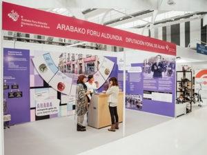 Indesa colabora en el 9º SALÓN SIN BARRERAS en Vitoria-Gasteiz