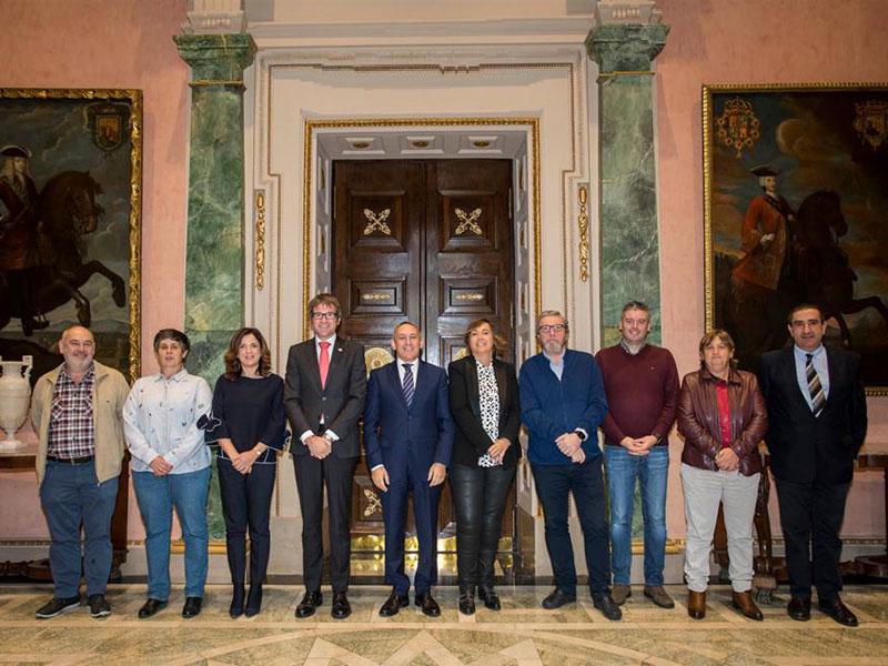 El Consejo de Administración se reúne por primera vez tras la entrada del Gobierno Vasco y el Ayuntamiento